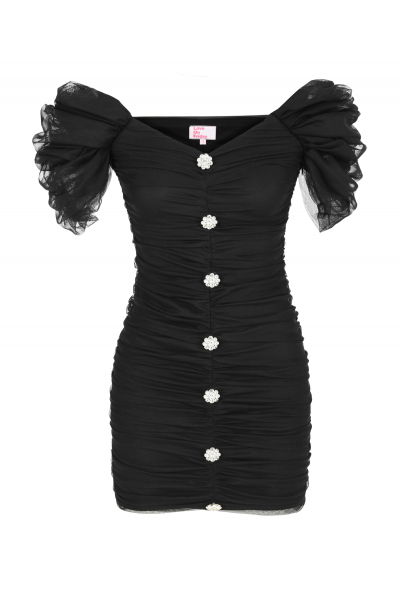 BELLİNİ Dress (Black)