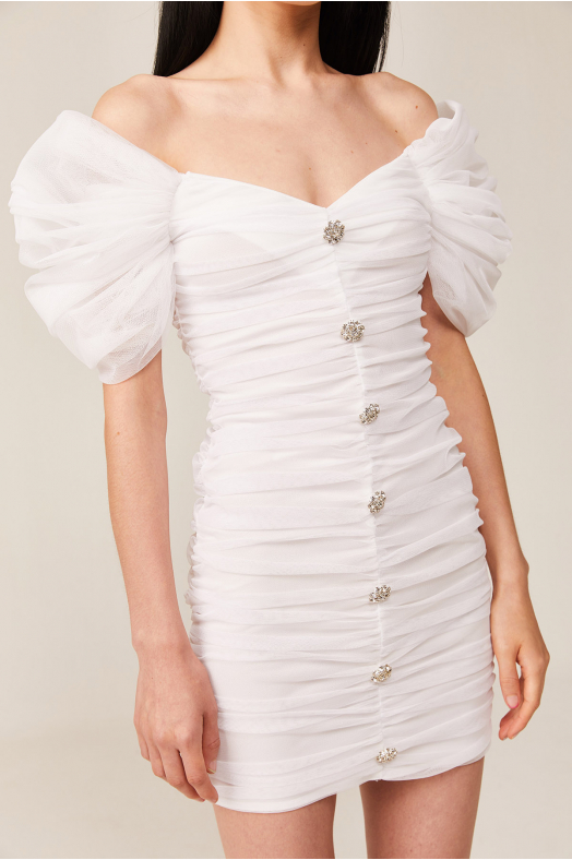 BELLINI Dress (White)