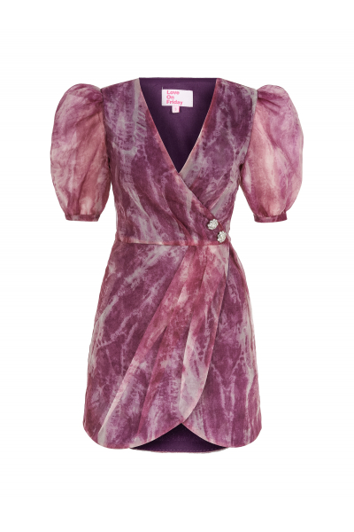 MARTİNİ Dress (Purple)