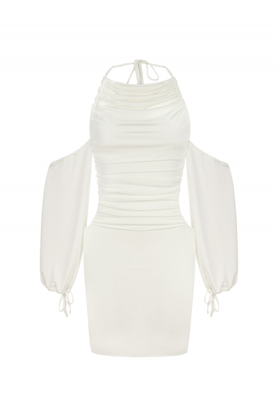 ASTRID Dress (White)