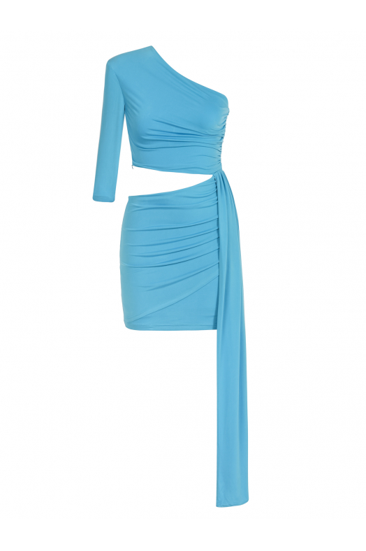 MARGARITA Dress (Blue)