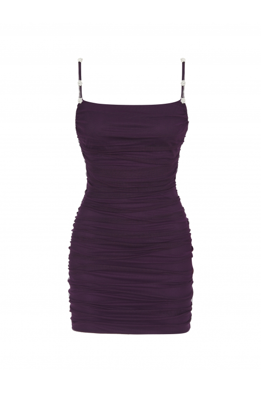 PALOMA Dress (Purple)