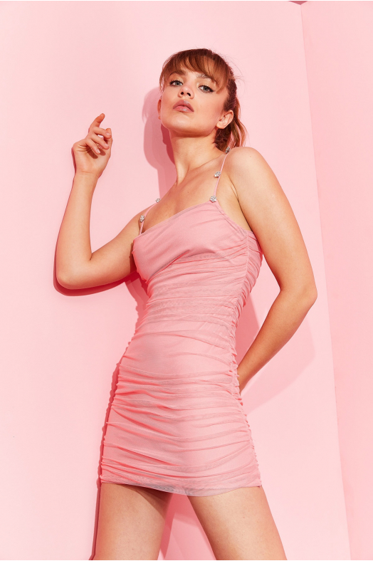 PALOMA Dress (Pink)