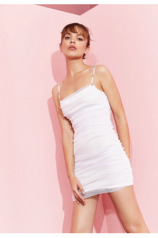 PALOMA Dress (White)