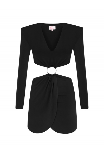 MOJİTO Dress (Black)