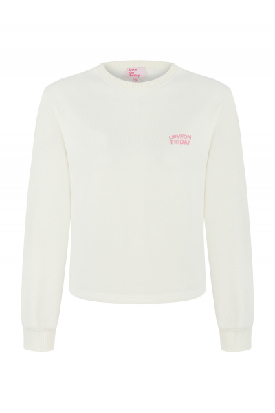 FAY Sweatshirt (White)