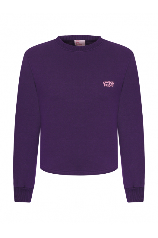 FAY Sweatshirt (Purple)