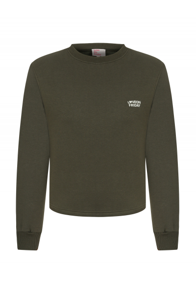 FAY Sweatshirt (Khaki)