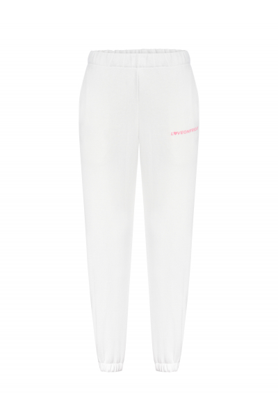 SUNSET Sweatpants (White)