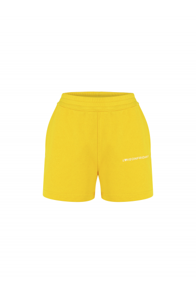 SUNSET Shorts (Pineapple Yellow)