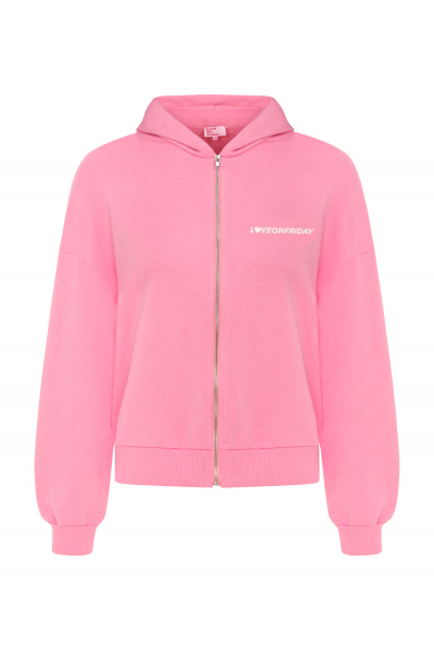 SUNSET Hoodie (Light Pink)