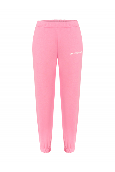 SUNSET Sweatpants (Light Pink)