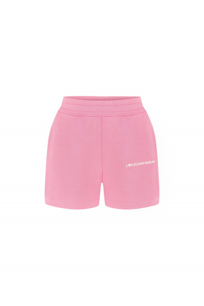 SUNSET Shorts (Light Pink)