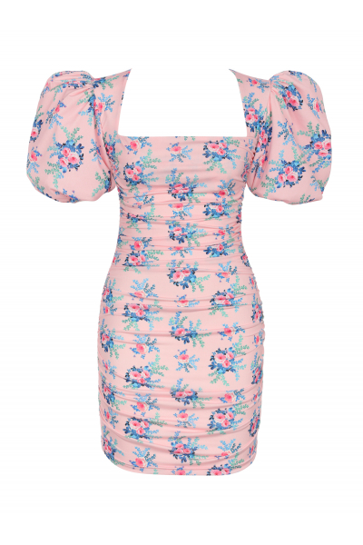 MIMOSA Dress in Romantic Floral