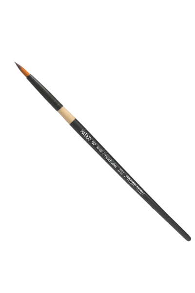 Habico 123 Gold Sentetik Fırça - No:6 Tek Fırça