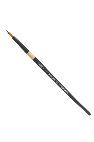 Habico 123 Gold Sentetik Fırça - No:4 Tek Fırça