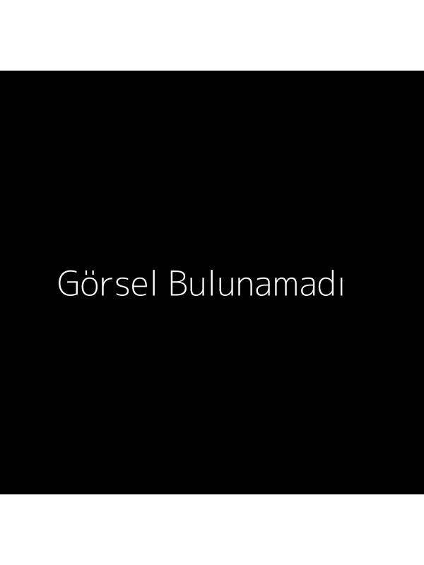 Siyah Üçgen Kollu Ceket Elbise