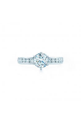 Watch THE TIFFANY® SETTING  WITH DIAMOND BAND