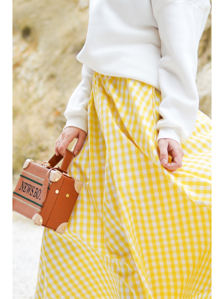Yellow Skirt Yellow Skirt