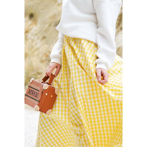 Yellow Skirt Yellow Skirt