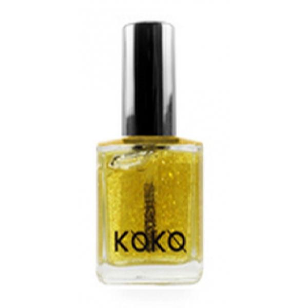 Şeffaf Koko Oje 011 Pure Gold Elixir