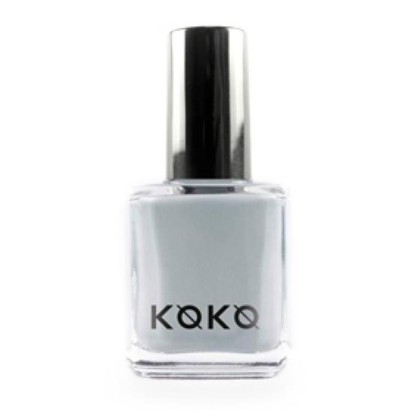 Koko Naıl Buz Mavisi Koko Oje 236 Hong Kong Kool