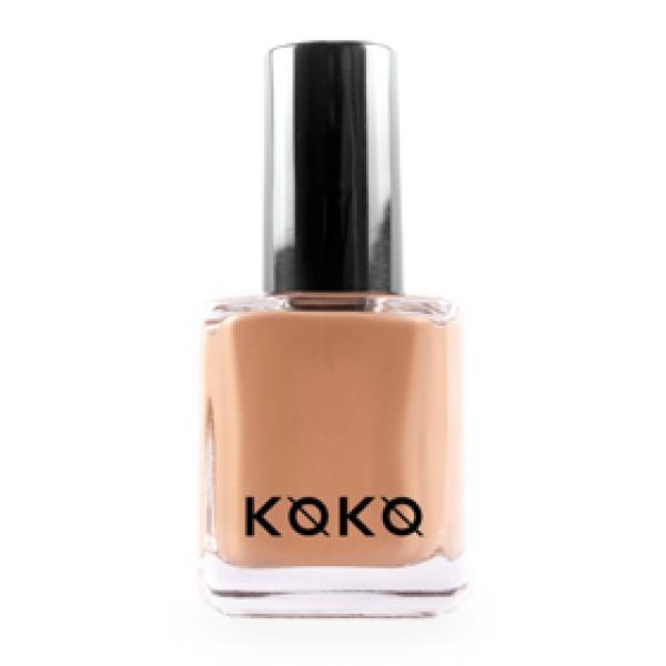 Koko Naıl Açık Mercan Koko Oje 163 Peach Papillion