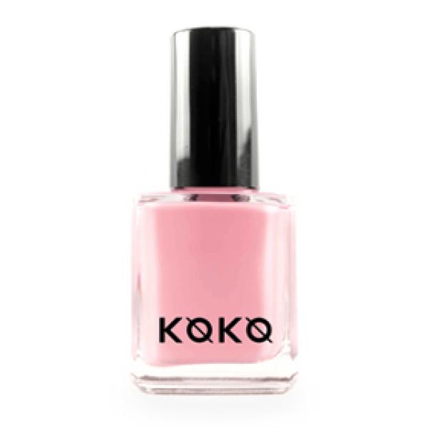 Koko Naıl Soft Pembe Koko Oje 141 Forever Pink