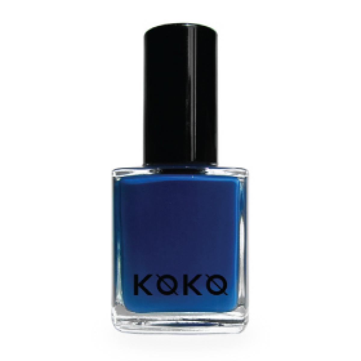 Koyu Mavi Koko Oje 354 Once In A Blue Moon