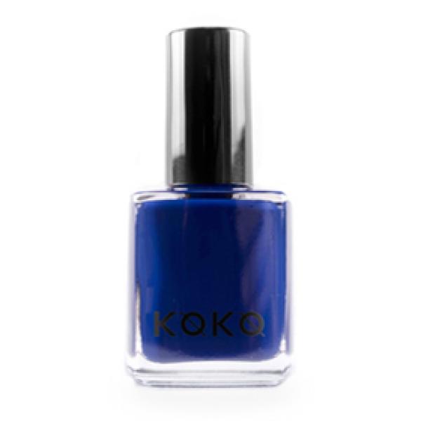 Gece Mavisi Koko Oje 118 Once In A Blue Moon