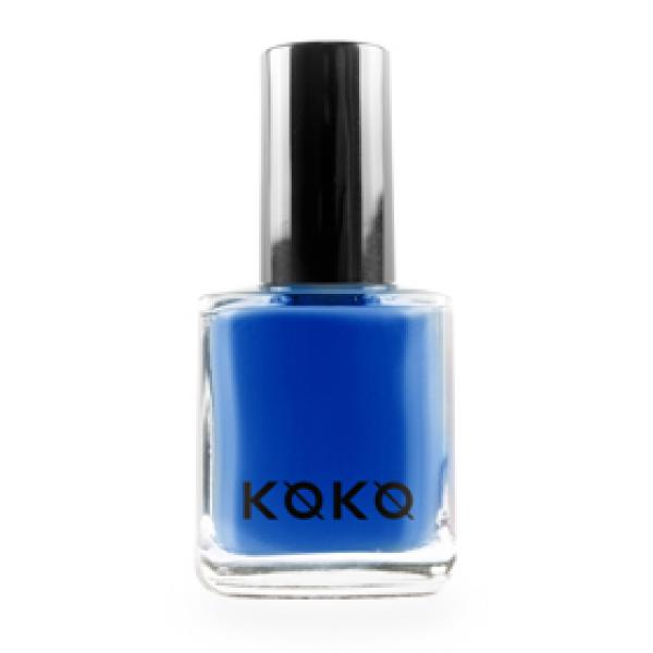 Neon Mavi Koko Oje 375 Blue Violet