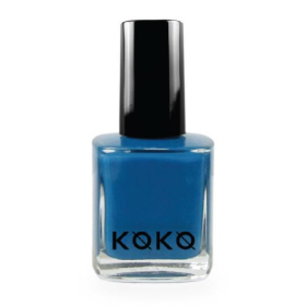 Koko Naıl Mavi Koko Oje 346 Biker Chic