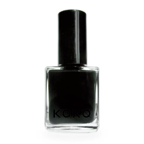 Koko Naıl Siyah Koko Oje 356 Almost Midnight