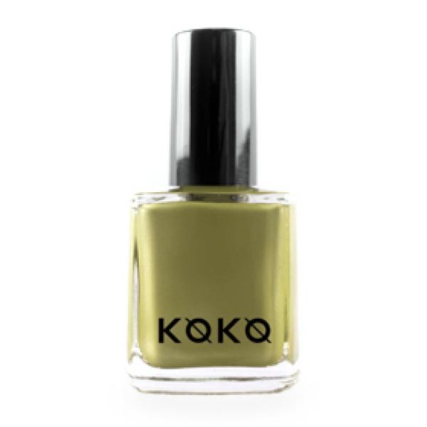 Koko Naıl Koko Oje 221 Cosmic Green