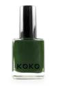 Çimen Yeşili Koko Oje 124 Rainforest