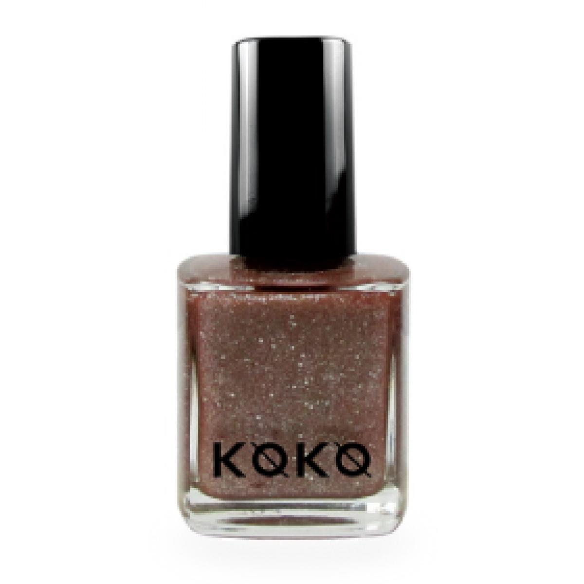 Rose Gold Koko Oje 342 Solid As A Rock