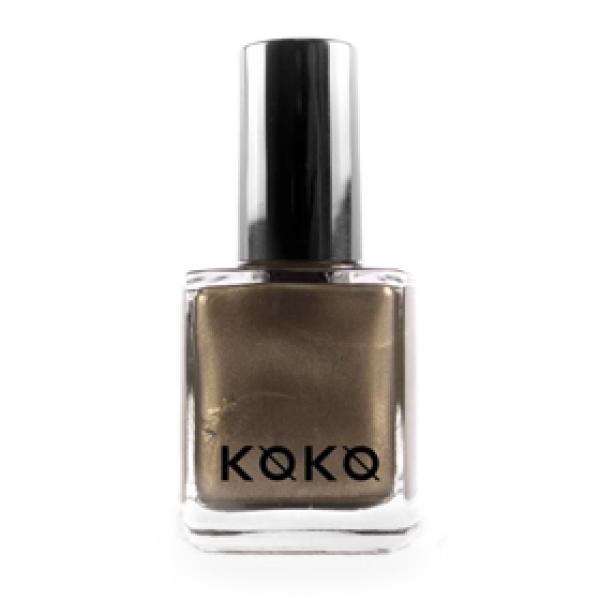 Koko Naıl Gold Koko Oje 181 Tiger Eye