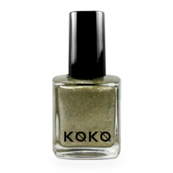 Koko Naıl Simli Gold Koko Oje 341 Studs & Spikes