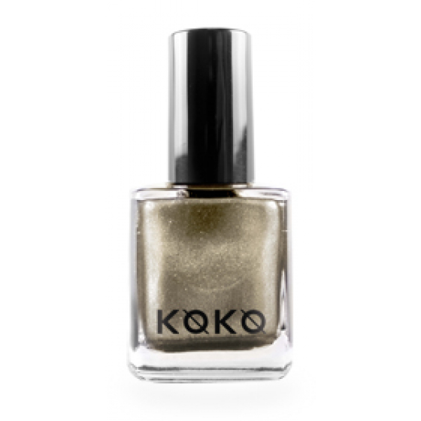 Koyu Gümüş Rengi Koko Oje 355 Its Electrifying