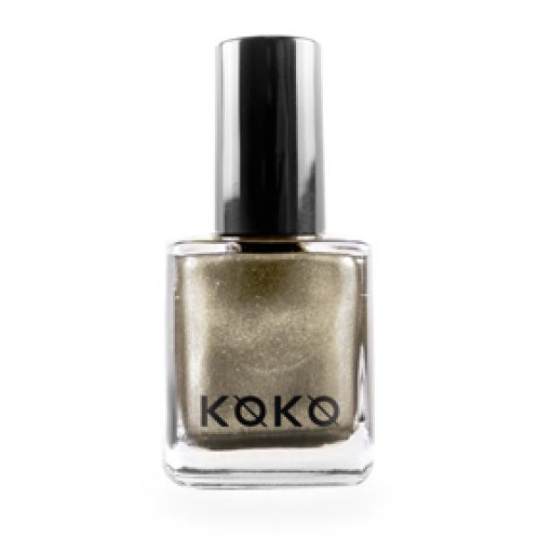 Koko Naıl Koyu Gümüş Rengi Koko Oje 355 Its Electrifying