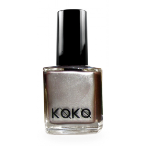 Koko Naıl Gümüş Koko Oje 339 I Am Titanium