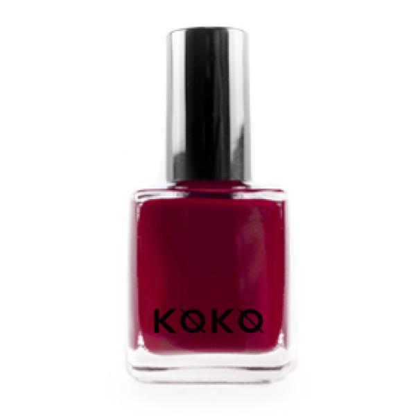Koko Naıl Koyu Kırmızı Koko Oje 204 Le Red
