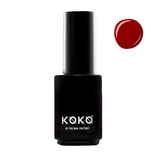 Koko Naıl Kırmızı Kalıcı Oje Pretty Geichelle 5