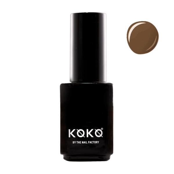 Koko Naıl Açık Kahverengi Kalıcı Oje Gray Tess 8