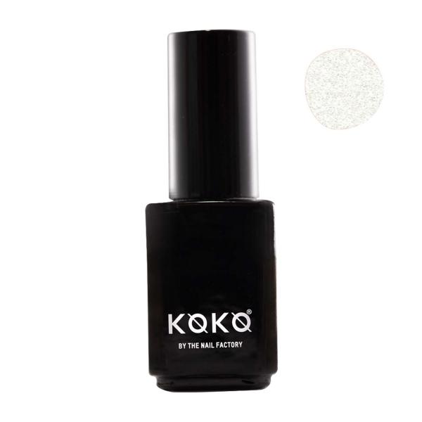 Koko Naıl Beyaz Sim Kalıcı Oje 1 Love As 22