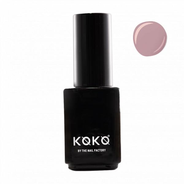 Koko Naıl Soft Kahverengi Kalıcı Oje Dm 26