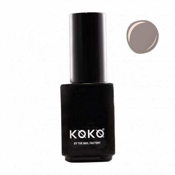 Koko Naıl Gri Kalıcı Oje I Love Ek 31