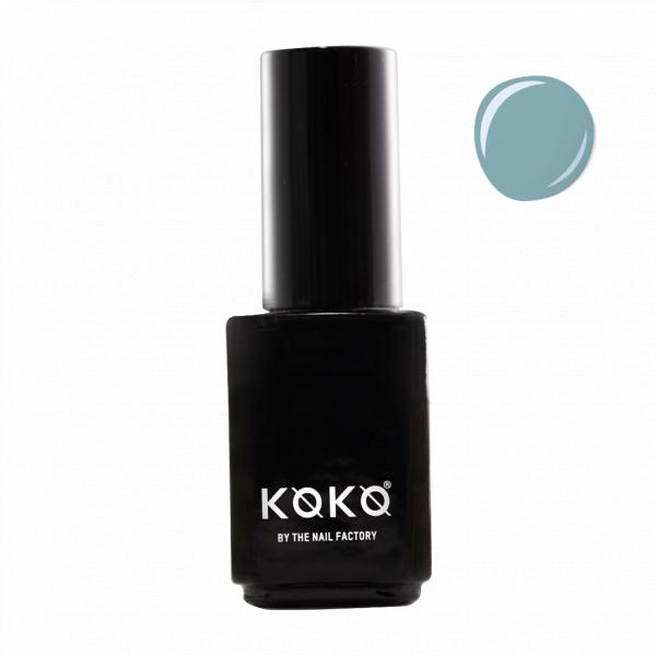 Koko Naıl Açık Mavi Kalıcı Oje I Love Dxb 47