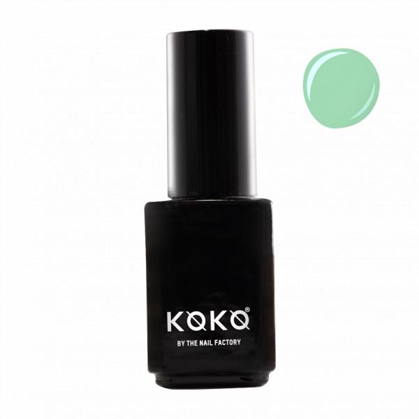 Koko Naıl Su Yeşili Kalıcı Oje Ootd 48