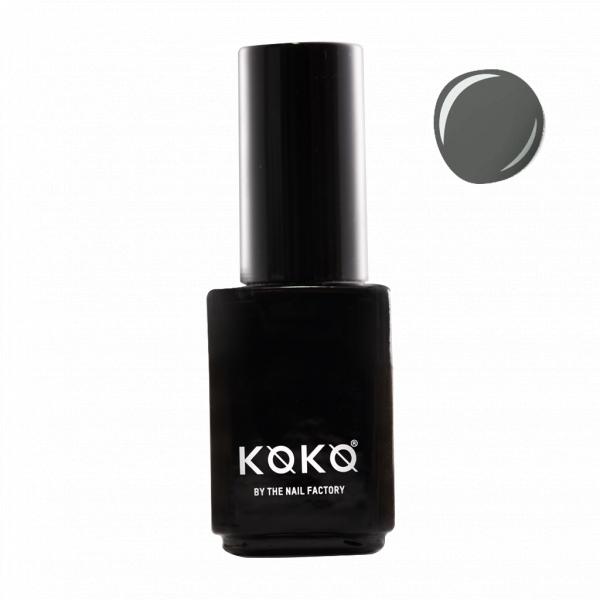 Koko Naıl Koyu Gri Kalıcı Oje Our Beauty 50